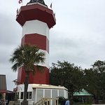 Unique lighthouse with a great museum