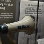 The 9-11 Ground Zero Bullhorn