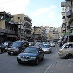 Amman old town