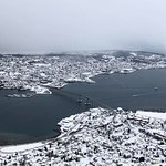 what a view of Tromso