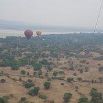 Oriental Ballooning Bagan – fénykép
