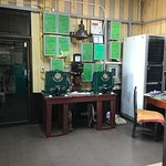 Thai-Burma Railway (Death Railway) - station control room