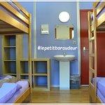 A 4 lits, 6 lits, 8 lits ou 10 lits... A vous de choisir votre chambre.