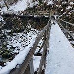 Treacherous walkway