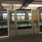 Photo of Paris Metro
