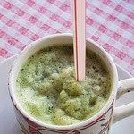 Refreshing Lemon & Mint 'Natural Mojito'.....