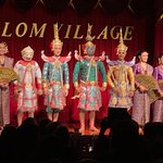 Silom Village - music and dance finale