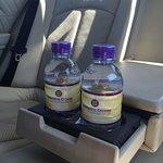 น้ำดื่มสำหรับบริการบนรถ