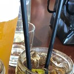 Long Island Iced Tea and icy cold beer are unbeatable on a hot day