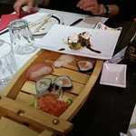 Sushibar Sakura Foto