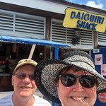 Amazing afternoon hanging at the Daiquiri Shack!