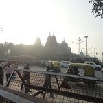 Digambar Jain Temple from across the street