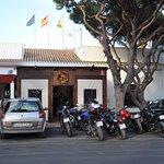 Malacopa's Bar & Motorcycle fényképe