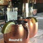 Whiskey mule