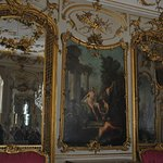 Rooms of the Sanssouci Palace