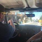 Driving Malecon (walking distance to Esperanza Inn)