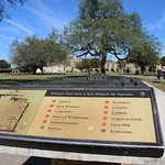 Mission San Jose; Diagram of Grounds