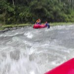 Bali White Water Rafting Foto