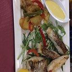 Amazing fresh local fish