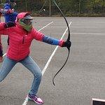 Archery on the run