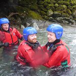 grappling in the gorge
