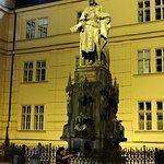 ภาพถ่ายของ Karel IV. Monument