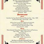 Cafe Amore - menu page 4