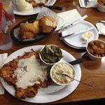 Chicken Fried Chicken Breast...DELICIOUS!