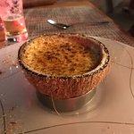 Coconut creme brûlée
