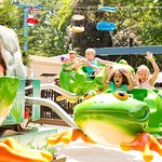 Leapin' Frogs at Dutch Wonderland