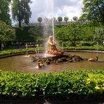 Tritone a Peterhof