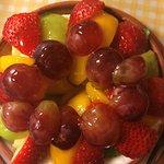 honey yogurt fruit salad