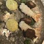 queues de langoustines
