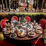 Spells Theme Cafe Patisserie Christmass Desserts Dinner