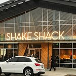 Shake shack in Denver Downtown