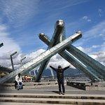 Bild från Olympic Cauldron