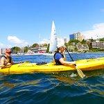 Under the Sydney Harbour Bridge Morning Kayak