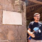 Marco, our guide for three different tours!