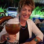 Maryanne with Long Island Iced Tea