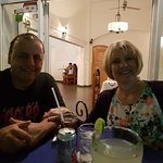Mike and Pam at Guido's