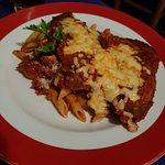 Regular order Chicken Parmesan