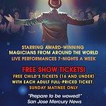 Magic Fusion 7 Nights A Week!
