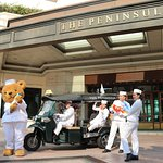 Songkran Celebrations at The Peninsula Bangkok
