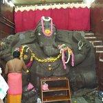 Dodda Ganapathi idol