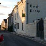 Foto de Hôtel Le Bussy