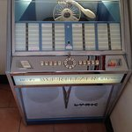 The jukebox, just make a selection and make a donation to RNLI