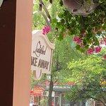 Ladybird Cafe Decor & Ambiance