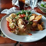 Lobster thermidor, not to be missed