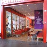 Sandwich-Café Rabat Hay Riad