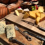 Dinner Buffet - Cheese Board